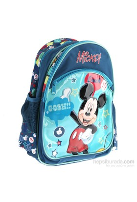 Mickey Mouse Okul Çanta (73130)
