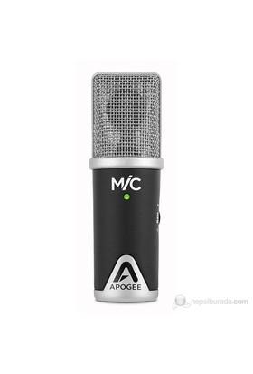 APOGEE MiC (Mac, iPad ve iPhone için stüdyo kalitesinde mikrofon)