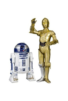 Kotobukiya Star Wars C-3Po & R2-D2 Statue