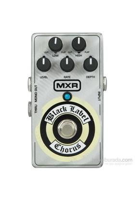 MXR Zakk Wylde Black Label Chorus Pedal