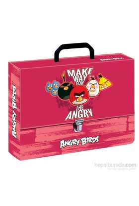 Keskin 120800-46 Angry Birds Saplı Çanta