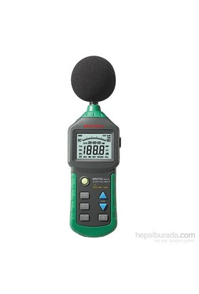 Mastech Ms6700 Dijital Ses Ölçüm Cihazı (Desibel Ölçer)
