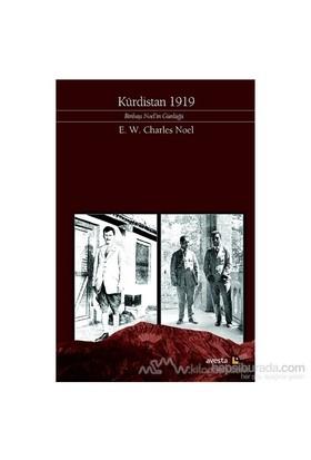 Kürdistan 1919-Edward William Charles Noel