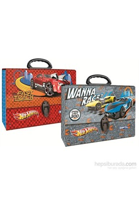 Gıpta 5415 Hot Wheels Saplı Çanta 25x35x7 cm