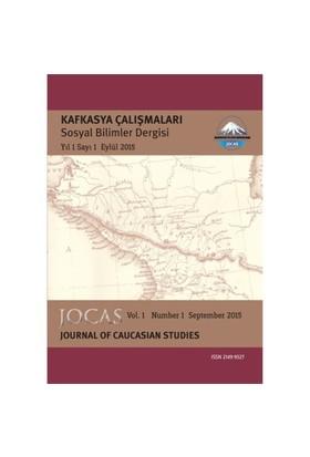 Kafkasya Çalışmaları Sosyal Bilimler Dergisi