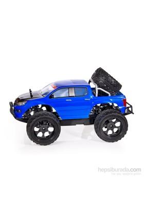 Vardem Savage X4 Off Road 4Wd Şarjlı Büyük 1:10 Arazi Aracı, Mavi
