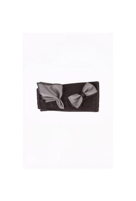 Kiğılı Desenli Papyon Takımı 5Yk2zmpt11000