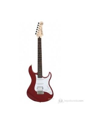 Yamaha Pacifica 012 Elektro Gitar (Red Metallic)