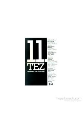 11. Tez Kitap Dizisi Sayı: 12 Küresellik Ve Ulusallık-Kolektif