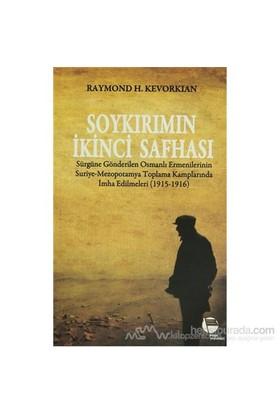 Soykırımın İkinci Safhası-Raymond H. Kevorkian
