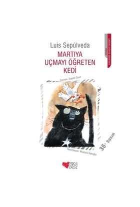 Martıya Uçmayı Öğreten Kedi - Luis Sepulveda