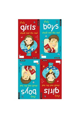 Only Boys - Girls Read This Book