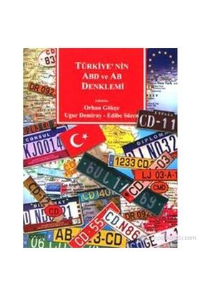 Türkiye'Nin Abd Ve Ab Denklemi-Derleme