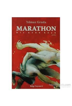 """Marathon """"Bir Uzun Koşu""""-Yılmaz Gruda"""