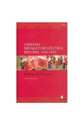 Osmanlı İmparatorluğu'nda Reform, 1856 - 1876