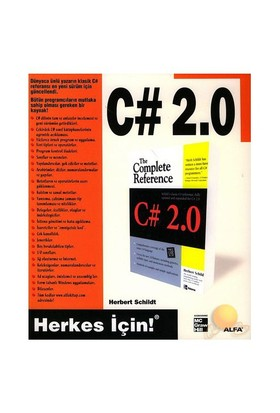 C# 2.0 Herkes İçin