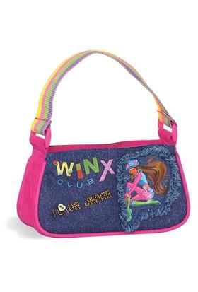 Winx Denim El Çantası I Love Jeans Fashion 20 x 10 x 7 cm