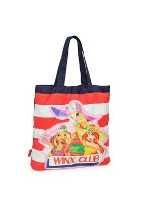 Winx Plaj Çanta Fashion 43 x 44 x 8 cm