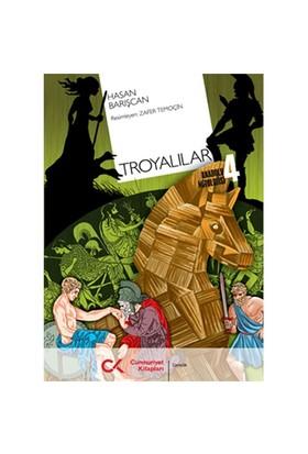 Troyalılar - Anadolu Mitolojisi 4