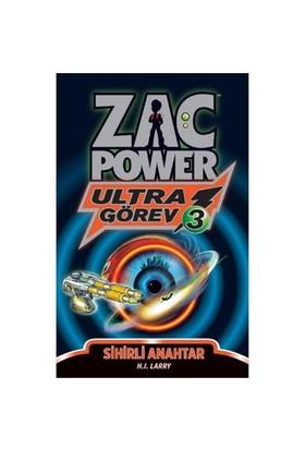 Zac Power Ultra Görev Serisi 3: Sihirli Anahtar-H. I. Larry