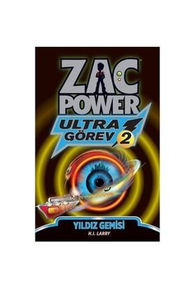 Zac Power Ultra Görev Serisi 2: Yıldız Gemisi-H. I. Larry