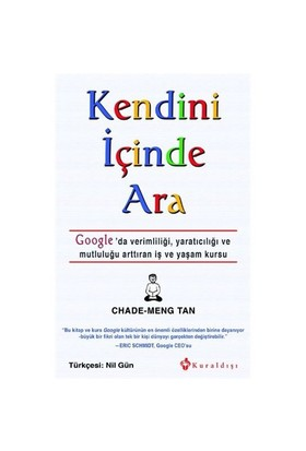 Kendini İçinde Ara - Chade-Meng Tan