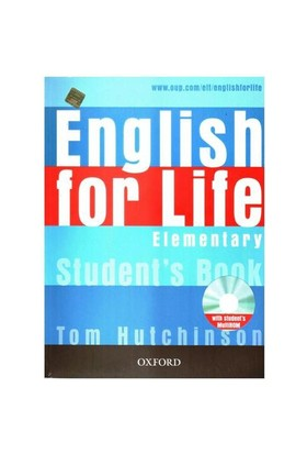Oxford English For Life Elementary + Workbook