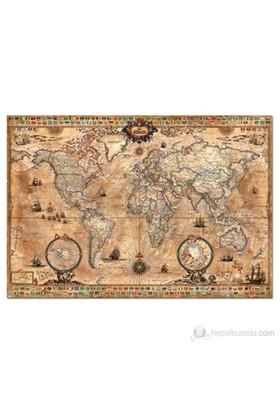 Educa 1000 Parça Antique World Map