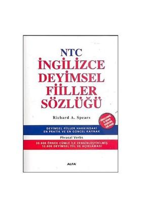 Ntc İngilizce Deyimsel Fiiller Sözlüğü - Phrasal Verbs