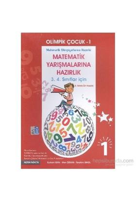 Olimpik Çocuk 1 Matematik Yarışmalarına Hazırlık - İbrahim Erkol