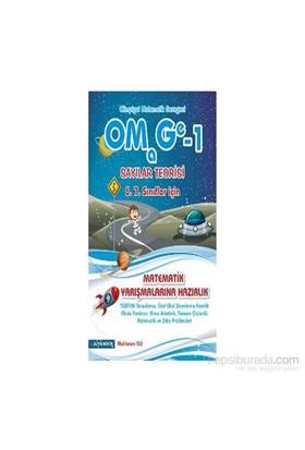 Altın Nokta OMAGE 1 Olimpiyat Matematik Gezegeni-Sayılar Teorisi - Muhterem Gül