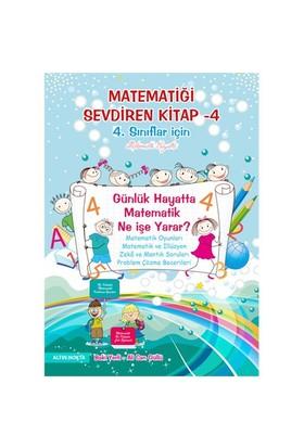 Matematiği Sevdiren Kitap 4-Ali Can Güllü