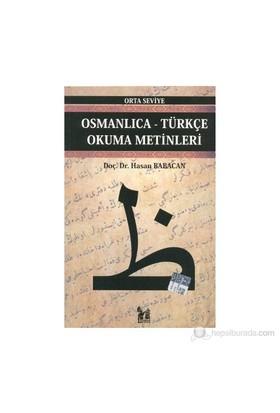 Osmanlıca-Türkçe Okuma Metinleri - Orta Seviye-9