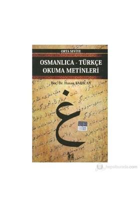 Osmanlıca-Türkçe Okuma Metinleri - Orta Seviye-11
