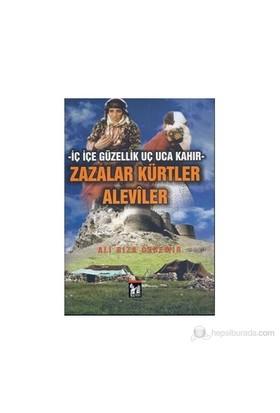 Zazalar Kürtler Aleviler-Ali Rıza Özdemir