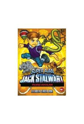 Süper Ajan Jack Stalwart (6. Kitap) - Elizabeth Singer Hunt