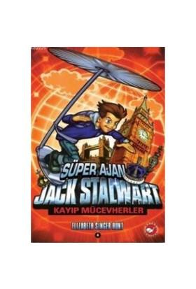 Süper Ajan Jack Stalwart - Kayıp Mücevherler - Elizabeth Singer Hunt