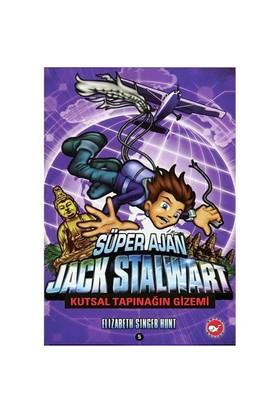 Süper Ajan Jack Stalwart - Kutsal Tapınağın Gizemi - Elizabeth Singer Hunt