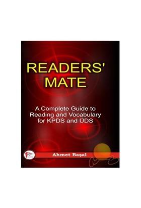 Readers Mate-Ahmet Başal