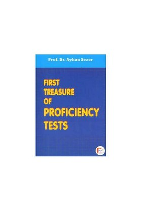 First Treasure Of Proficiency Tests