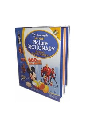 Disney English My First Words Dictionary (İlk Resimli İngilizce Sözlüğüm) (Türkçe-İngilizce)