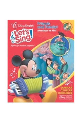 Let's Sing – Friends and Family Arkadaşlar ve Aile