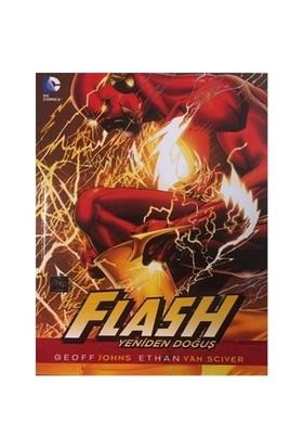 Flash Yeniden Doğuş Türkçe Çizgi Roman - Geoff Johns