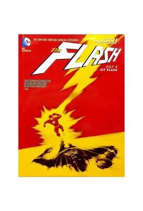 Flash Cilt 4 Zıt Flash Türkçe Çizgi Roman - Brian Buccellato