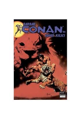 Barbar Conan'ın Vahşi Kılıcı 12 Türkçe Çizgi Roman