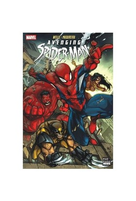 Avenging Spider-Man 1(Çizgi Roman) - Zeb Wells