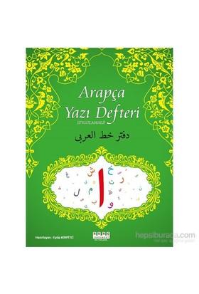 Arapça Yazı Defteri Uygulamalı