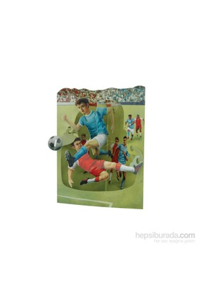 Santoro Gc-Swıng Cards-Soccer Santorosc138