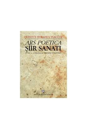 Ars Poetica - Şiir Sanatı-Quintus Horatius Flaccus
