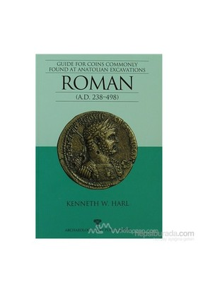 Roman - Guide For Coins Commonly Found At Anatolian Excavations-Kenneth W. Harl